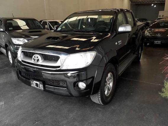 Toyota Hilux 3.0 Tdi Srv Cuero 4x2 2009