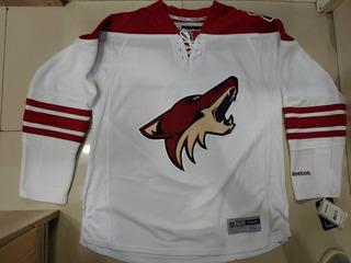 Camisa Nhl Coyote Oficial Tamanho Xl
