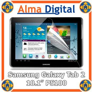 Lamina Protector Pantalla Samsung Galaxy Tab 2 10 P5100