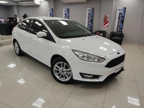 Ford Focus 4p 2.0l N Mt Se 2016 0km