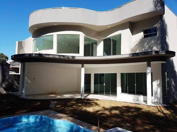 Casa Residencial À Venda, Villa Rica, Vargem Grande Paulista - Ca0592. - Ca0592