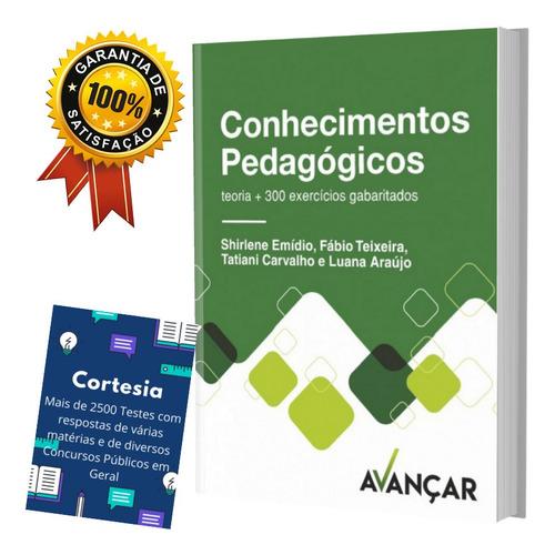 Livro Para Conhecimentos Pedagógicos - Impresso