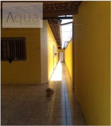 Casa Para Venda Em Itanhaém, Nova Itanhaem, 2 Dormitórios, 2 Banheiros, 2 Vagas - It552_2-929150