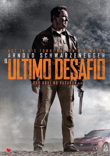 El Ultimo Desafio Arnold Schwarzenegger Pelicula Dvd