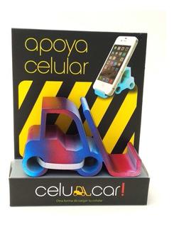 Porta Celular Celu Car Apoya Celular De Varios Colores