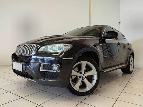 Bmw X6 Xdrive 5.0 V8 Bi-turbo Awd Automático