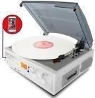 Boytone Bt-37wt-c Record Player Turntable Stereo Cassette Au