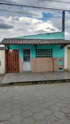 (ref: 4580) Casa - Itanhaém/sp - J. Umuarama