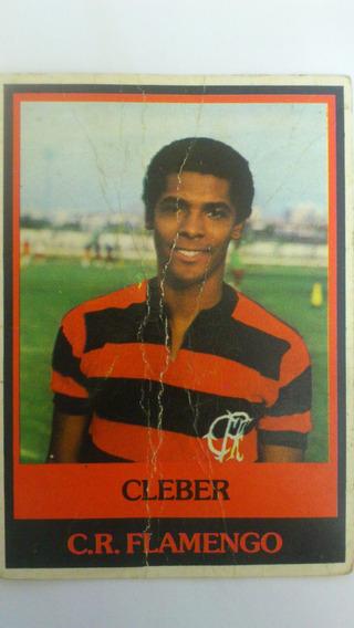 Futebol Cards Cleber Ping Pong Flamengo