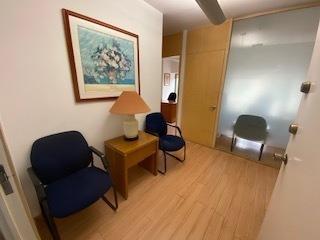 Imagen 1 de 10 de Oficina Amueblada En Renta En La Del Valle