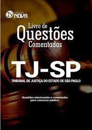 Livro De Questões Comentadas - Tj-sp - T Desconhecido
