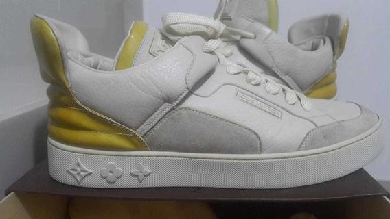 Louis Vuitton X Kanye West Don Cream. Número #0059