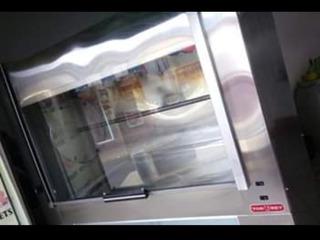 Rosticero 6 Varillas 48 Pollos Con Tanque Estacionario
