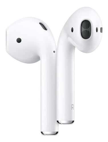 Imagen 1 de 6 de Apple AirPods Con Estuche De Carga Inalámbrica - Blanco