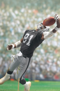 Oakland Raiders Tim Brown Mcfarlane