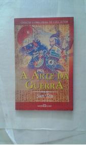 Livro A Arte Da Guerra (1-b)