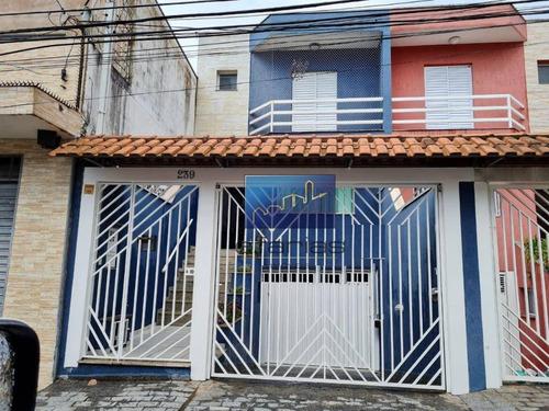 Imagem 1 de 5 de Sobrado Com 3 Dormitórios À Venda, 169 M² Por R$ 850.000 - Vila Matilde - São Paulo/sp - So1133