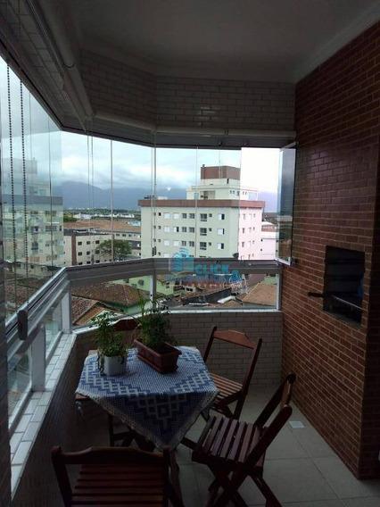 Excelente Apartamento Com 2 Dormitórios No Casqueiro - Ap2908
