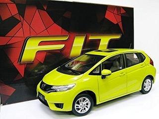Honda Personalizado 1/18 Honda Fit 3 (amarillo) Fit 3
