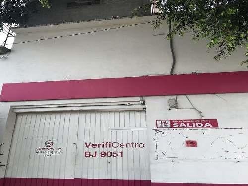 Bodega-terreno En Renta Del Valle Sur Benito Juárez Uso Comercial