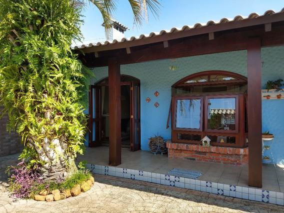 Casa Em Guarujá Com 3 Dormitórios - Lu429827