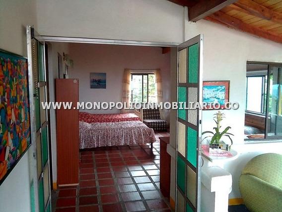 Casa Finca Amoblada Alquiler - Amaga Cod:10314