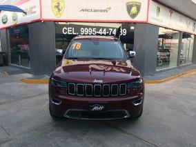 Jeep Grand Cherokee 5p Limited Lujo 4x2 V6/3.6 Aut