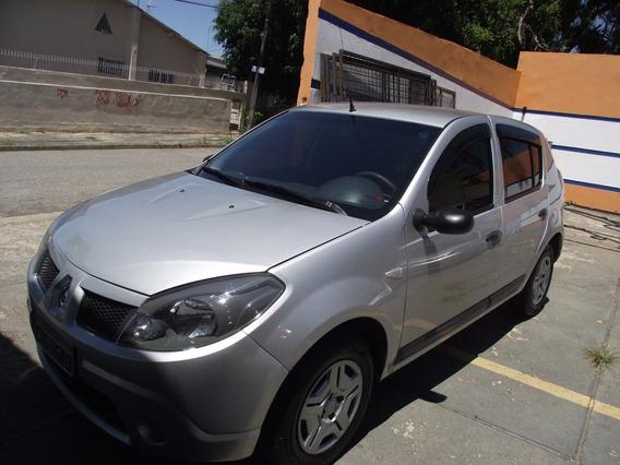 Renault Sandero 1.0 16v Expression Hi-flex 2009 Completinho