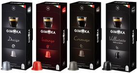 Kit 120 Cápsulas De Café Compativel Nespresso - Gimoka