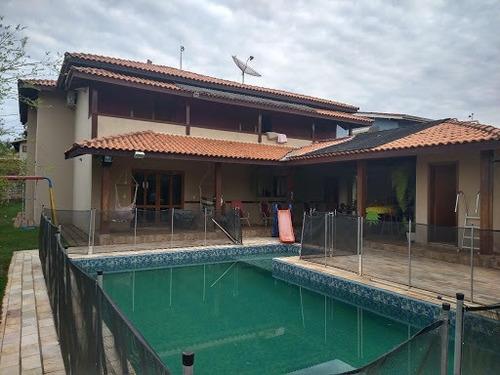 Chácara Com 4 Dormitórios À Venda, 1000 M² Por R$ 1.060.000,00 - Jardim Do Ribeirão Ii - Itupeva/sp - Ch0117