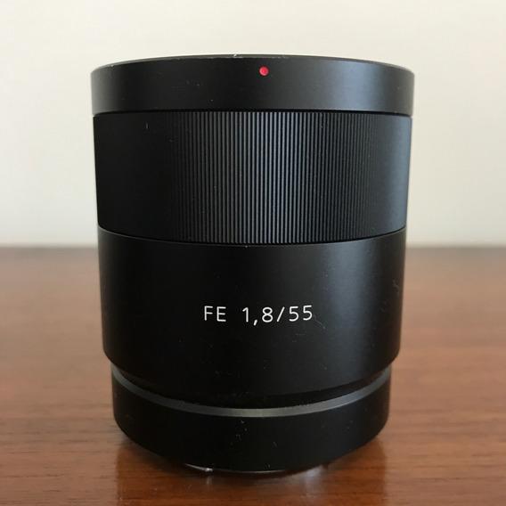 Sony Sonnar T* Fe 55mm F1.8 - Sel55f18z - Nf