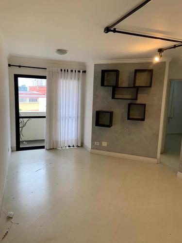 Imagem 1 de 14 de Apartamento Vila Mascote