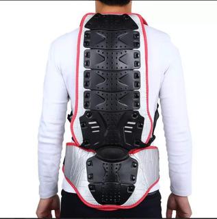Chaleco Protector De Espalda Motocicleta