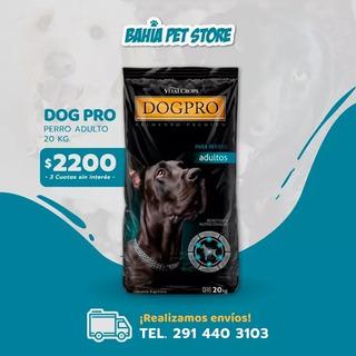 Dogpro Premium Adulto X20kg*bahía Blanca Envío Gratis*