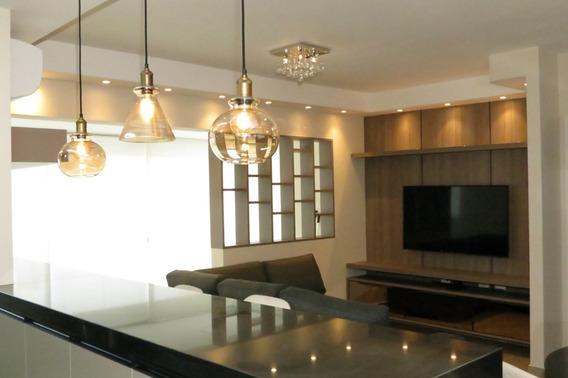Apartamento Novo Decorado E Mobiliado - Pronto Para Morar