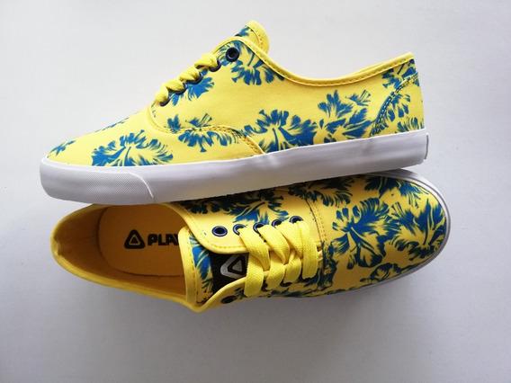 Sneakers Moda Print Para Caballero Varios Colores