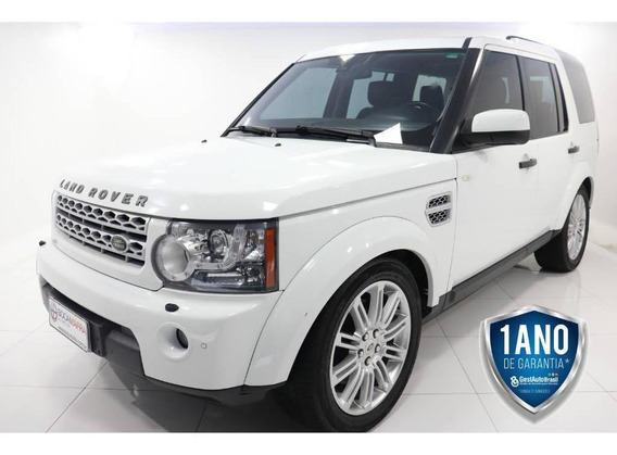 Land Rover Discovery 4 Hse 3.0 4x4 Tdv6