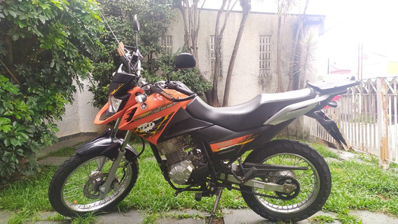 Yamaha Crosser 150 - 2015 - 17500 Km