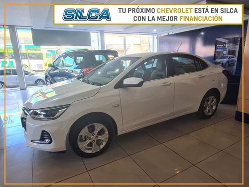 Chevrolet Onix Plus Premier 1.0 Turbo 2021 Blanco 0km