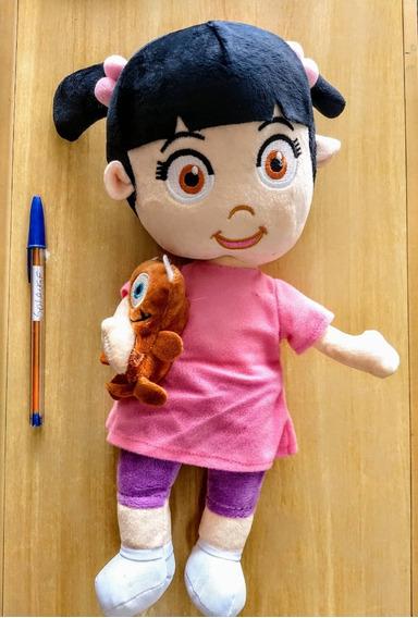 Princesa Boo De Monstros S.a. Pelucia Disney 30 Cm