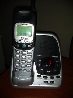 Telefone Sem Fio, Secretária Elet. Uniden