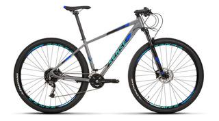 Bicicleta Mtb Aro 29 Sense Rock Evo 2020 - Azul/pto