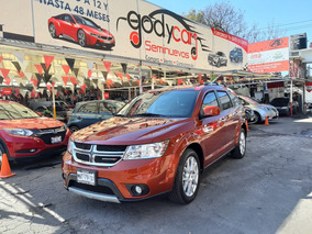 Dodge Journey 3.5 R/t 7 Pasj Piel Aa Dvd R-19 At 2012