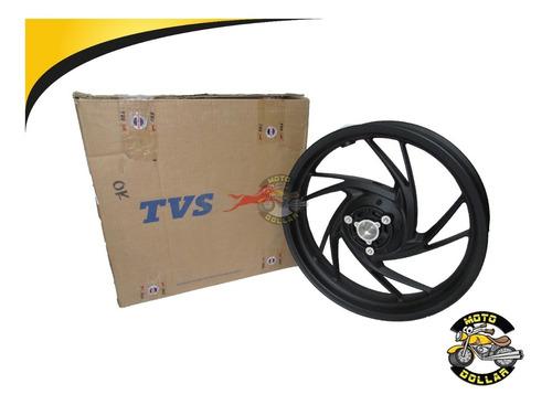 Rin Aleacion Trasero Original Tvs Apache 200 Motodollar