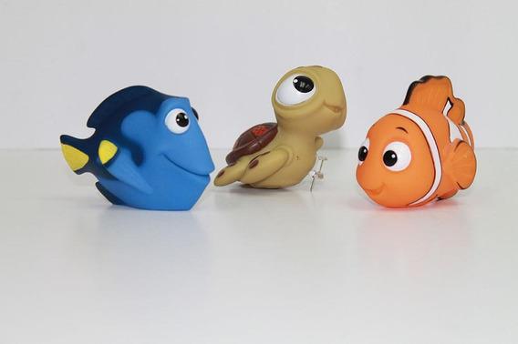 Juguetes Lanza Chorros Para Bañera Nemo
