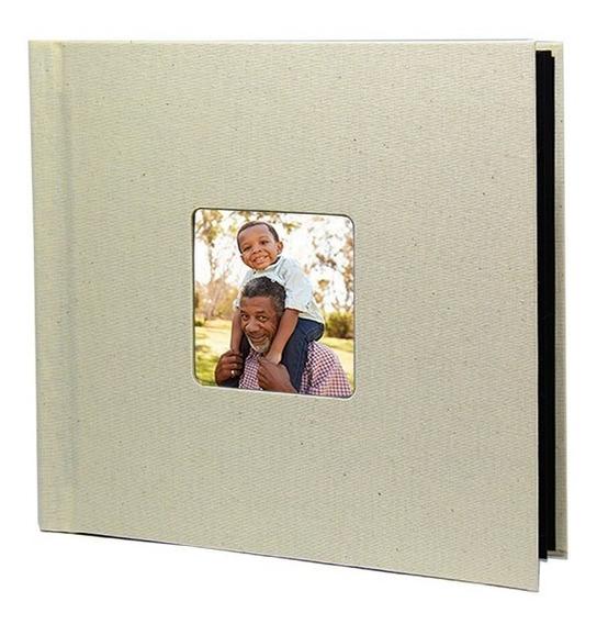 Photobook Bege Album Com Película Autocolante 15x15 - Kodak