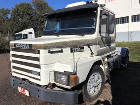 Scania 112 360 Ano 1990 4x2