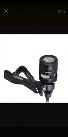 Microfone De Lapela Para Celulares E Youtubes Na Promoção