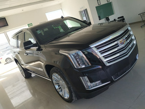 Cadillac Escalade Esv 6.2 Platinum At