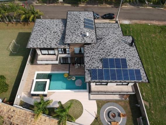 Sobrado Com 3 Dormitórios À Venda, 489 M² Por R$ 2.600.000 - Shambala Ii - Atibaia/sp - So0922